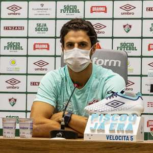 Hudson vê 'disputa sadia' no Fluminense e elogia jovens ...