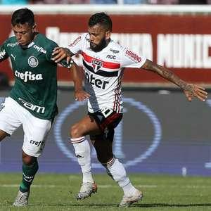 Convocado, trio titular do Palmeiras será desfalque ...