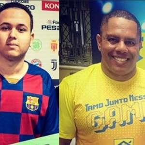 PES: Atleta brasileiro do Barcelona registra boletim de ...