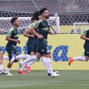 Palmeiras se reapresenta sem Lucas Lima e Patrick de ...