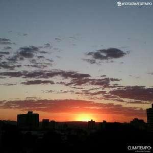 Goiânia terá chuva depois de recorde de calor