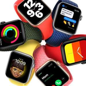 Como mudar o mostrador do Apple Watch