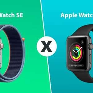 Comparativo: Apple Watch SE ou Series 3; qual comprar?