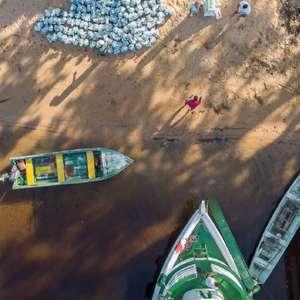 A complexa logística de apoio à população da Amazônia no ...