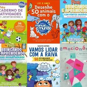 Contra o tédio e a tristeza: livros ajudam as crianças a ...