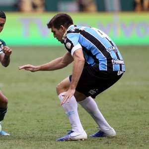 Grêmio x Palmeiras: escalações, arbitragem e onde assistir
