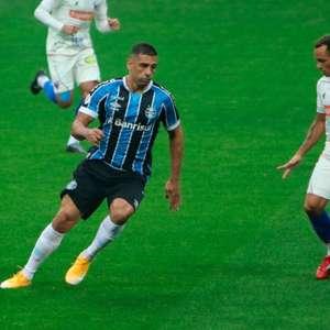 Grêmio definido para encarar o Palmeiras; Veja provável escalação
