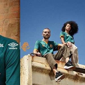 No primeiro dia, lojas oficiais do Fluminense vendem cerca de cinco mil peças do uniforme 3
