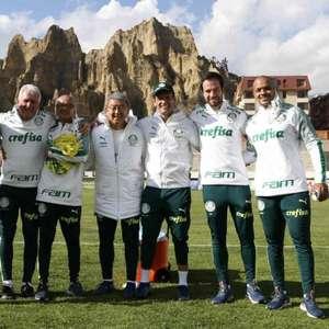 Cuidados médicos e técnicos ajudam Palmeiras a vencer ...