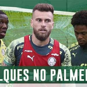 Boletim do Palmeiras: Desfalques e o time do Palmeiras ...