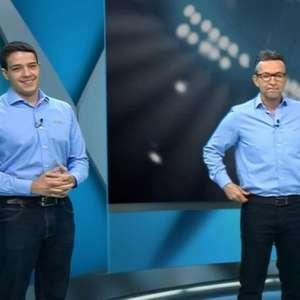 Internet comemora 'crossover' entre Neto e Rafael ...