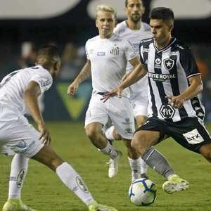 Botafogo x Santos: prováveis times, onde ver, desfalques ...