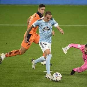 Em jogo de golaços, Celta de Vigo bate o Valencia pelo ...