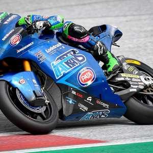 Bastianini encabeça treino livre 3 da Moto2 do GP da ...