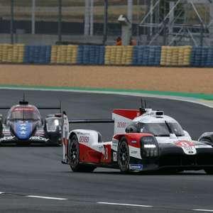 Com Hartley, Toyota #8 assume liderança em Le Mans após ...