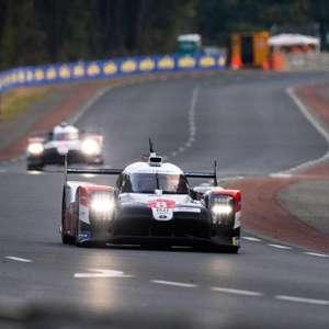 Em duelo tático, Toyota #8 lidera após 6 horas em Le ...
