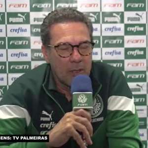 """PALMEIRAS: Luxemburgo acredita que falta da torcida deixou o Brasileiro mais equilibrado: """"É uma falta muito grande para os times mandantes"""""""
