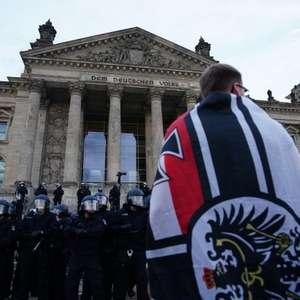 Reichsbürger, o grupo com elos neonazistas que rejeita a ...