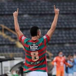 Após empréstimo à Portuguesa, Guilherme Nunes deve ...