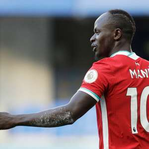 Mané faz 2 na vitória do Liverpool sobre o Chelsea