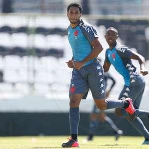 Miranda lamenta pontos perdidos pelo Vasco contra ...