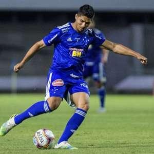 Daniel Guedes, do Cruzeiro, conseguiu provar sua ...