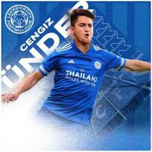 Leicester City acerta o empréstimo do turco Cengiz ...