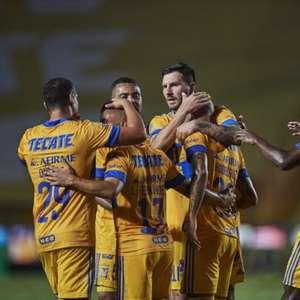 Tigres vence o Querétaro com direito à assistência de ...