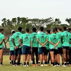 Queda de cinzas de vulcão cancela treino do Flamengo em ...