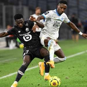 Luiz Araújo marca, mas Lille cede empate ao Olympique no ...