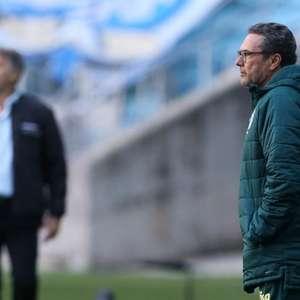 Luxemburgo: 'Por não precisar do segundo gol, era pra ...