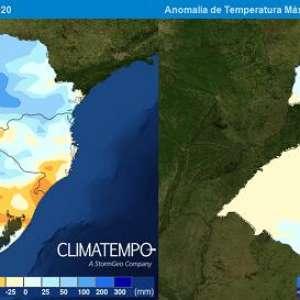 Região Sul: tendência do clima para a primavera 2020