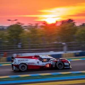 Toyota #8 assume liderança em Le Mans e encaminha ...