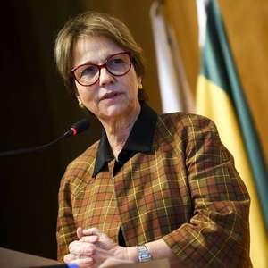 'Vilanizar' agricultura não ajuda, diz Tereza Cristina