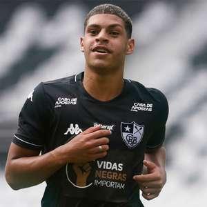 Botafogo conversa com Olympique sobre venda de Luís Henrique