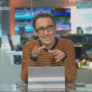 Programa debate ato político: 'E se fosse Globo lixo?'