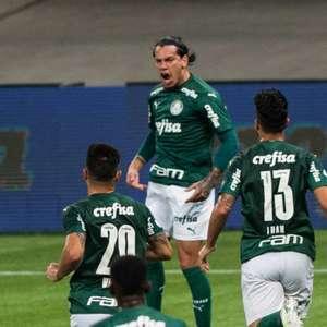 Palmeiras sofre dois gols seguidos após falhas na bola ...