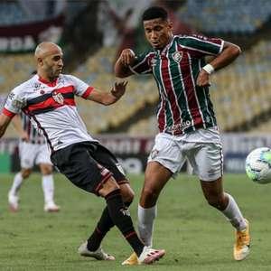 Olympique de Marselha negocia com o Fluminense para ter Marcos Paulo