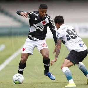 Deficiência do Vasco contra o Coritiba é grande alerta para quarta-feira