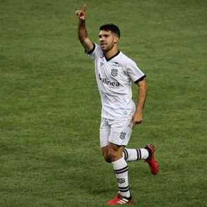 Estreia e gol da vitória: Dudu comemora nova fase no Figueirense