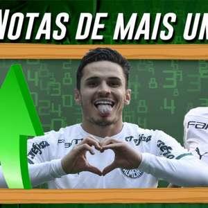 Vídeo: Raphael Veiga recebe maior nota em empate do ...