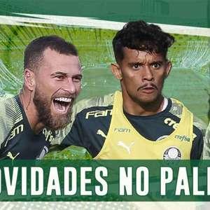 Boletim: Scarpa lateral-esquerdo e Patrick de Paula fora contra Guaraní