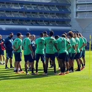 Flamengo finaliza preparação para jogo contra o ...