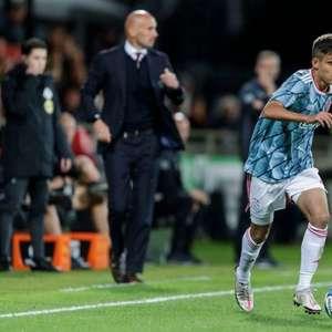 Giovanni Manson mostra confiança em evolução no Ajax: ...