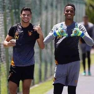 Goleiro foca em boa sequência do Sport em 2020 e quer triunfo sobre o Corinthians na Série A