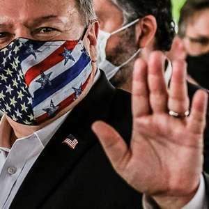 EUA anunciam novas sanções contra Irã e Venezuela