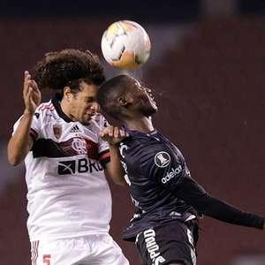 Com seis atletas com Covid-19, Flamengo tem prova de fogo na Liberta em jogo no Equador