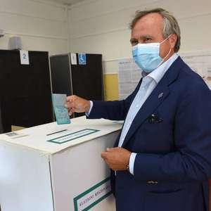 Pesquisa indica reeleição de prefeito de centro-direita ...