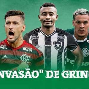 Veja os clubes que mais utilizaram estrangeiros no Brasileirão 2020