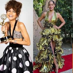 Looks do Emmy 2020: confira o que os famosos vestiram na ...